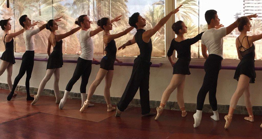 Ballet de la Mar celebra día de la danza