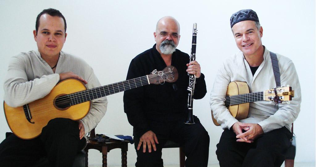 La agrupación Décimo Nónico presentes en el Festival de Lectura Chacao 2016
