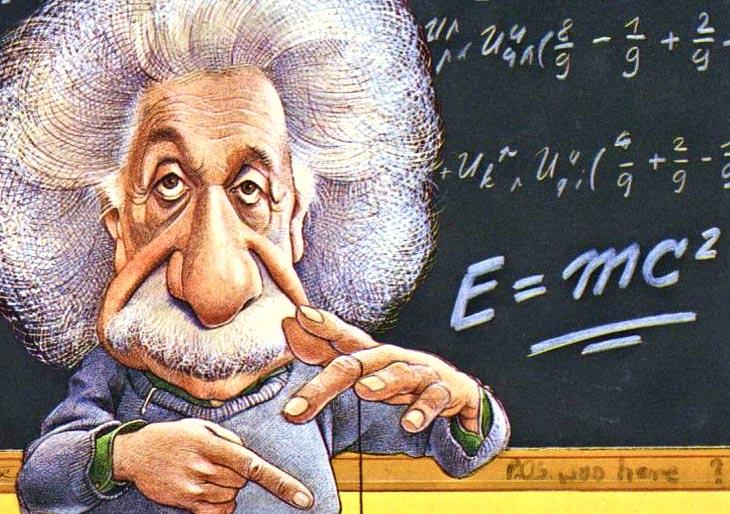 Desnudando a Einstein
