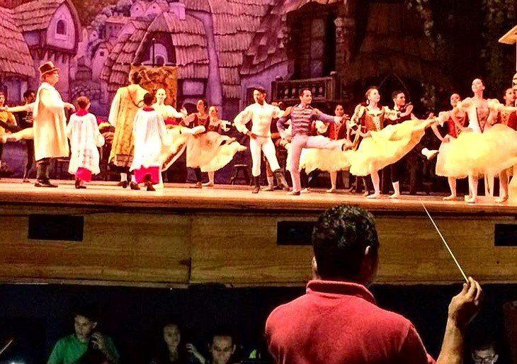 Sinfónica Juvenil Ezequiel Zamora pondrá música al ballet Coppelia