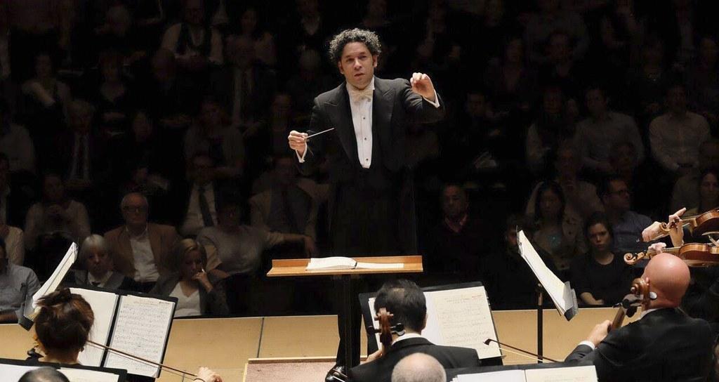 Dudamel y la Filarmónica de Los Ángeles impresionan en Nueva York