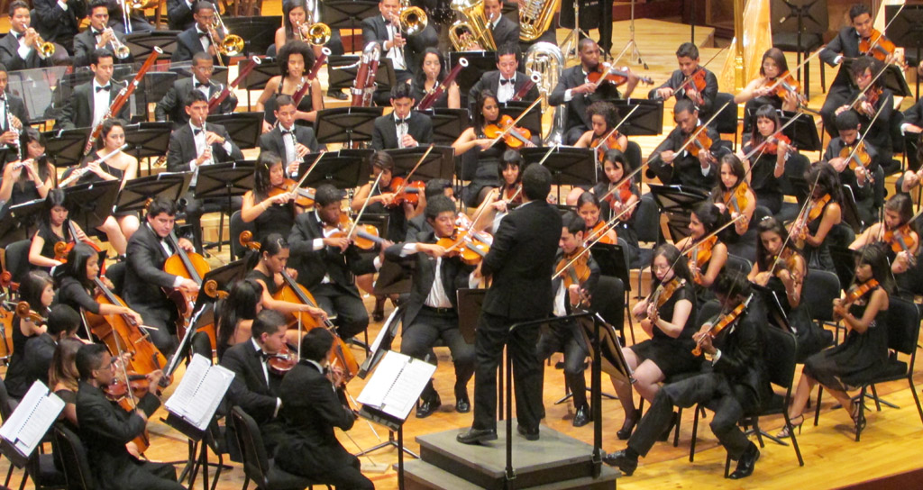Nueva generación de jóvenes directores conducen a la Sinfónica Juvenil del @ConservatorioSB