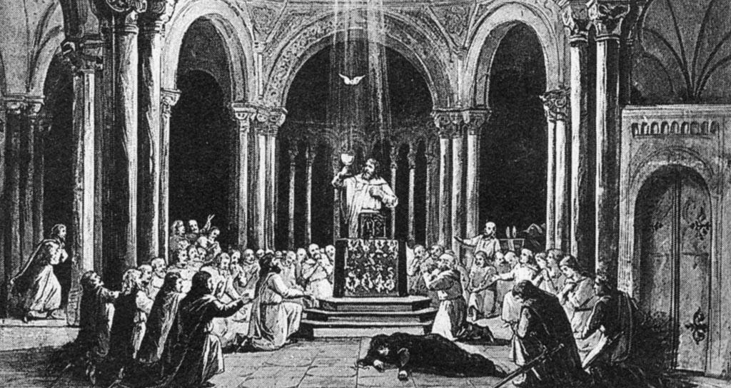 Parsifal: la ópera como ritual