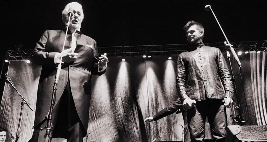 Juanes: el homenaje a Plácido Domingo en sus 50 años de carrera artística