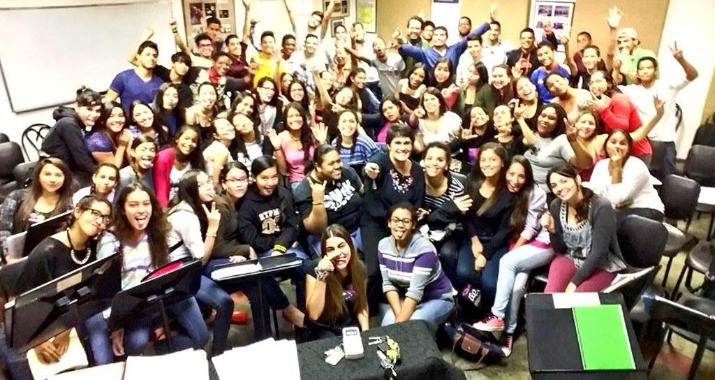 La Schola Juvenil de Venezuela cumple diez años y lo celebra!!!