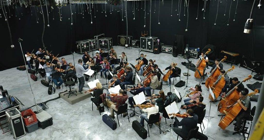 La Suite Onírica llegó desde Brasil para ser interpretada por la Orquesta Sinfónica de Venezuela