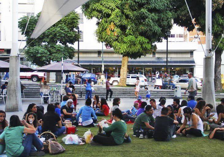 Pique Nique Flamenco toma la Plaza Los Palos Grandes