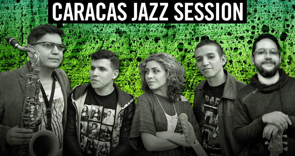 #NochesDeGuataca con Caracas jazz session