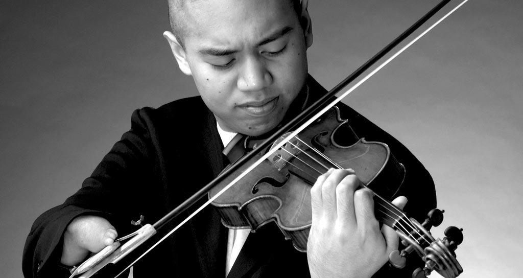 Adrian Anantawan: Inventé mi propia técnica para tocar el violín sin mano
