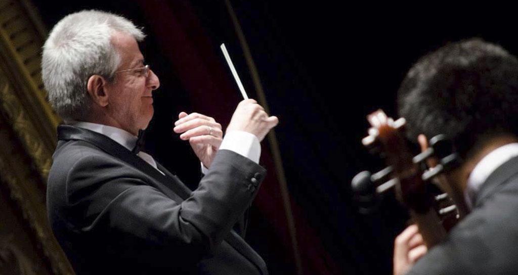 Carlos Riazuelo invitado por la Orquesta Filarmónica de la Ciudad de México (OFCM)