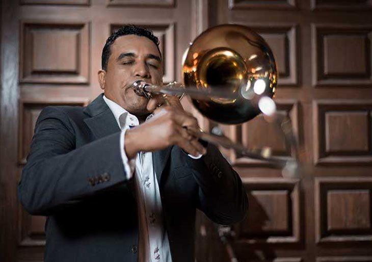 Douglas Bello ¡El trombón como estilo de vida!