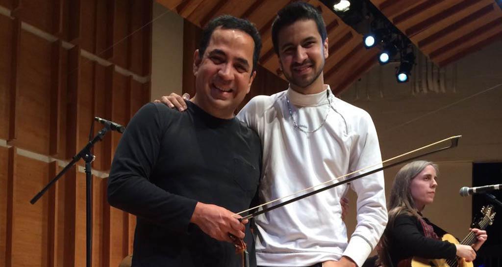 Eddy Marcano triunfa en el Lincoln Center de New York