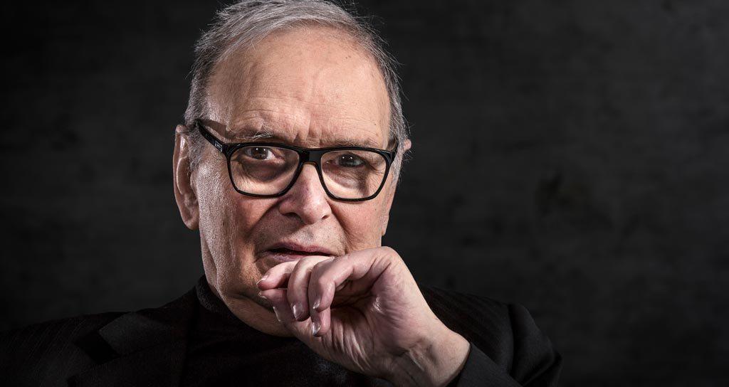 Con casi 90 años, Ennio Morricone no conoce a ningún artista POP y comienza a componer a las 9a.m.