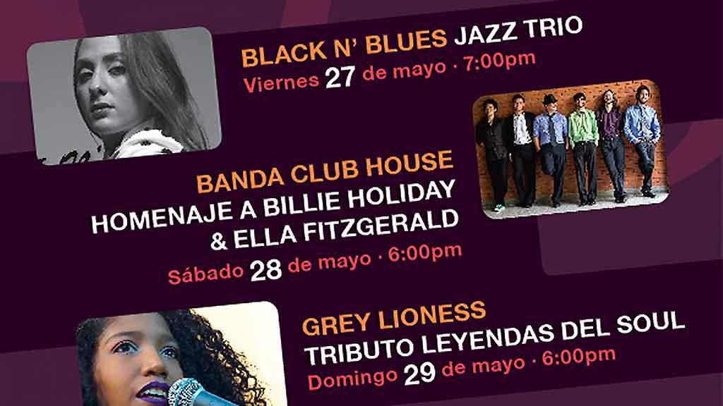 6to Festival de Jazz de Nuevas Generaciones en la Sala Cabrujas