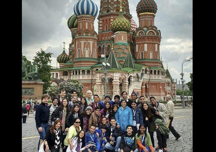 De Lagunillas a Moscú: Niños y jóvenes de la Orquesta Sinfónica zuliana brillaron en Rusia