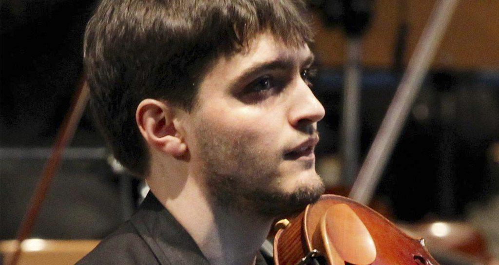 Recital de viola con Manuel Vioque-Judde en el Teatro Baralt