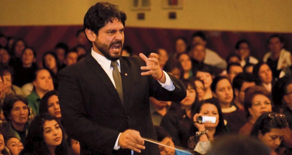 """Ricardo Monteros: """"Es un gran honor que la OSV interprete mi música"""""""