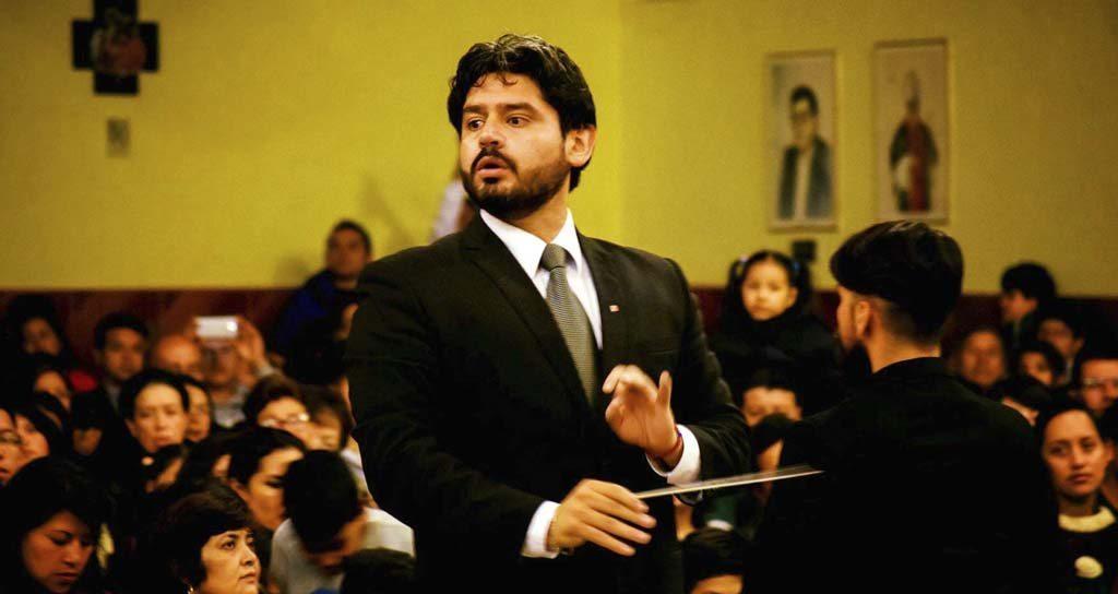 Del compositor Ricardo Monteros con la Orquesta Sinfónica Venezuela