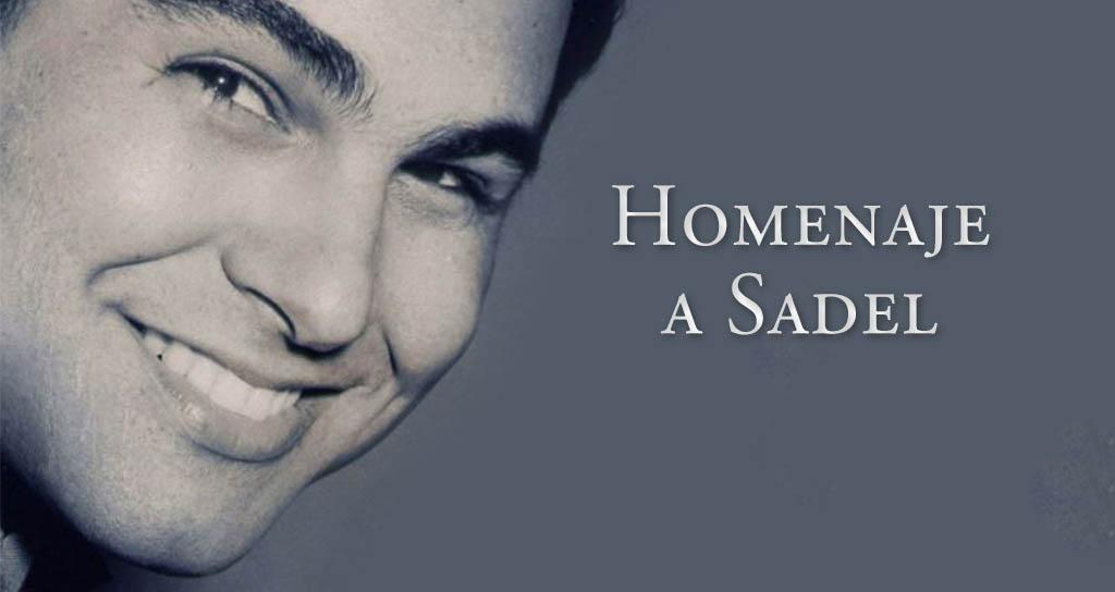 """Homenaje a Sadel""en el Salón Siglo XXI"