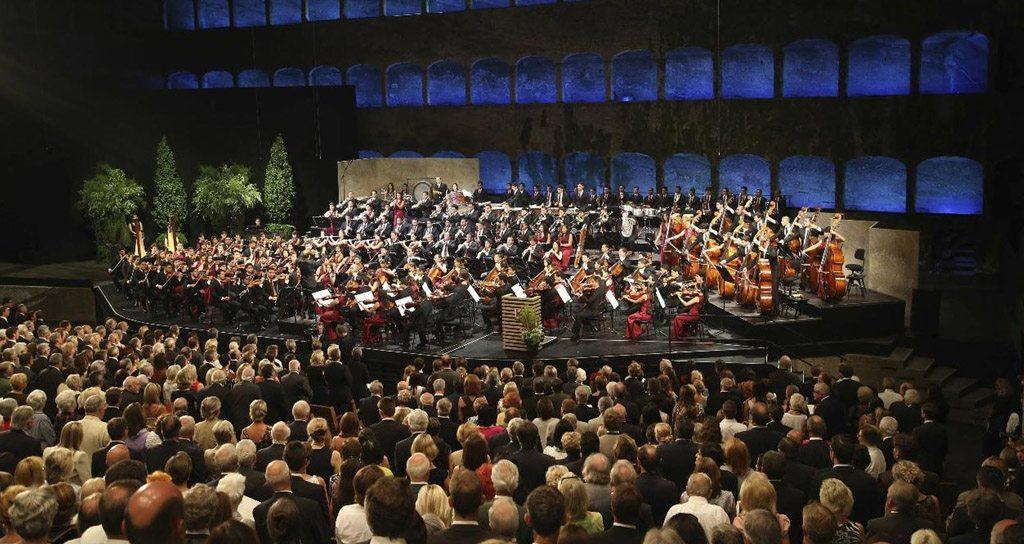 Ritmos latinos para acompañar a Romeo y Julieta en el Festival de Salzburgo