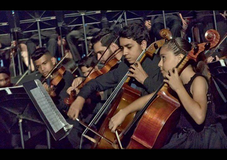 Orquesta Sinfónica de Lara celebró 40 años entre piezas emblemáticas