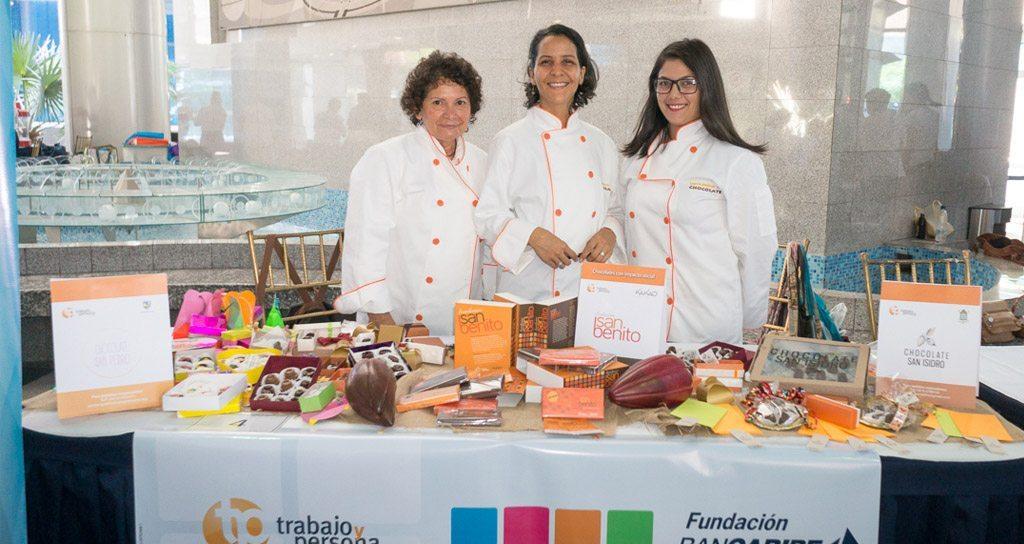 Organizaciones socialesrecaudaron fondos para sus programas en la Feria de la Solidaridad