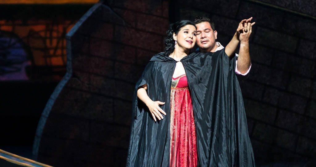 Ópera Tosca regresa a la sala Ríos Reyna