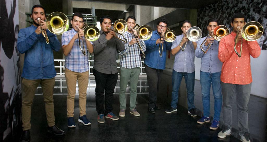 Caracas Trombone Project: nuestra meta es crear una orquesta con más de 200 trombones