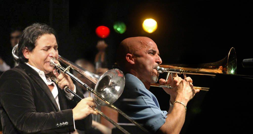 Miguel Sánchez y Bosch demuestran la dualidad del trombón