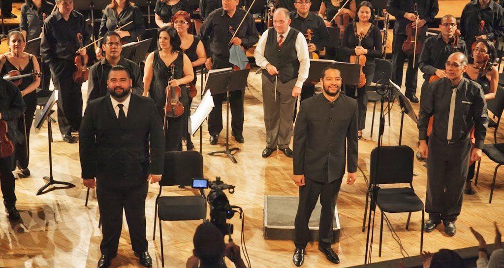 La Cantata Criolla deslumbró a todos en la Ribas