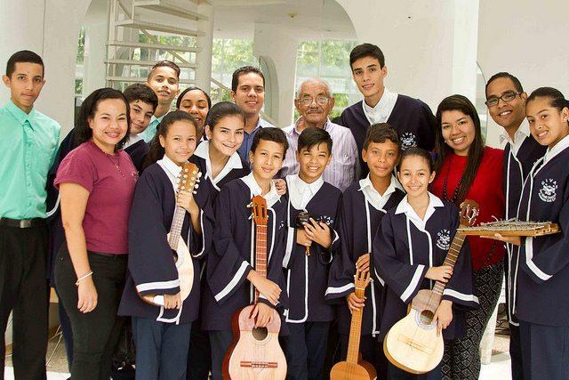 El Coro Infantil Venezuela celebró el XXI Aniversario de la Orquesta Nacional de Flautas