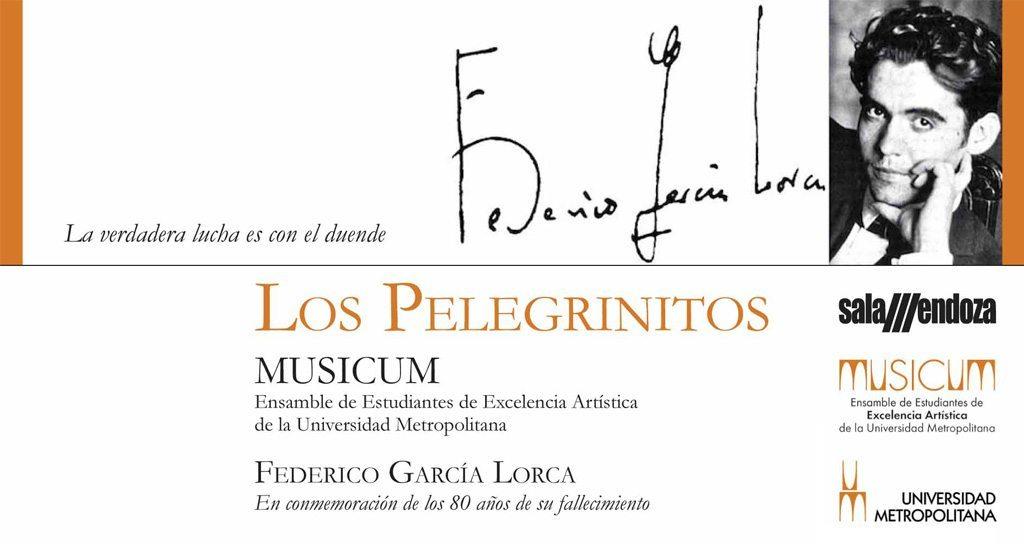 Musicum interpreta a Lorca en la Sala Mendoza