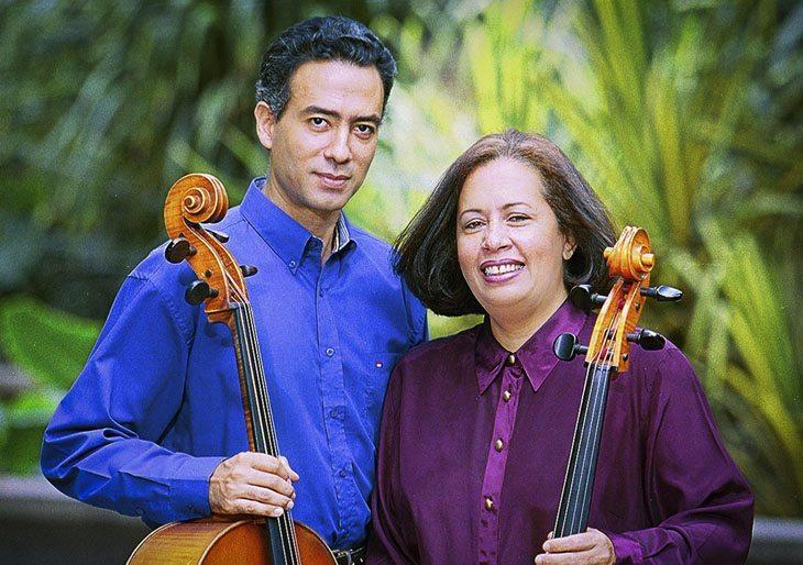 Cello y Piano en Recital para el Salón Siglo XXI