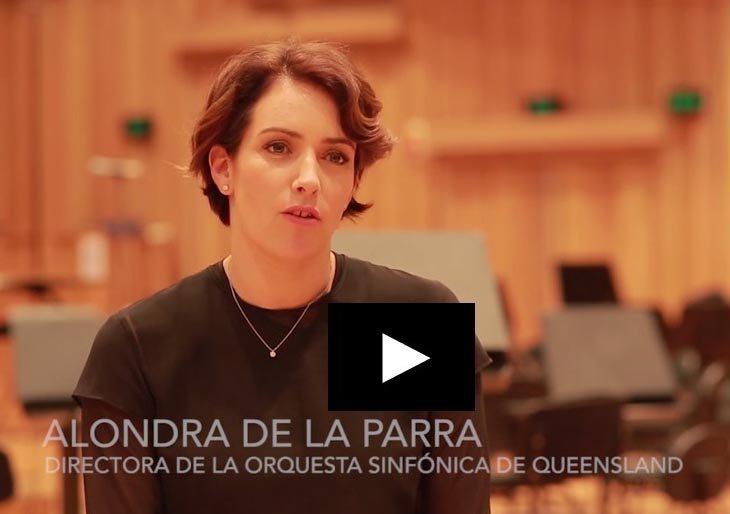Alondra de la Parra y el compositor español Lucas Vidal crean la música original para la presentación de Rio 2016 de ESPN International