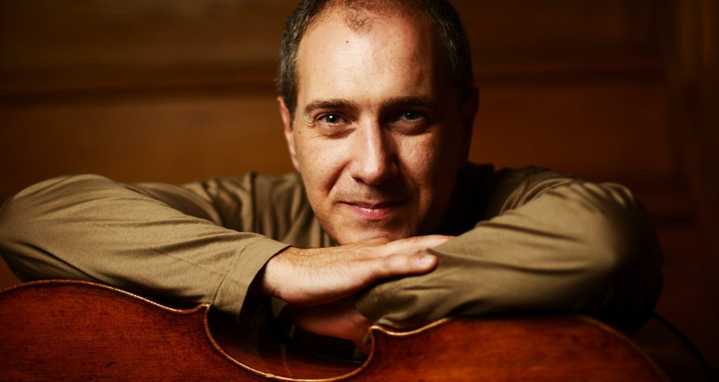 Asier Polo: «Rostropovich me dijo que en la música no te puedes quedar parado»