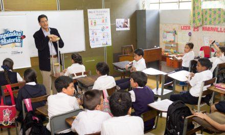 Más de 1300 estudiantes de Antímano y La Vega mostraron su conocimiento en las Olimpíadas de Historia