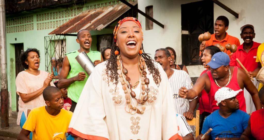 Betsayda Machado y Ángel Palacios cantan a San Juan en el Centro Cultural Chacao