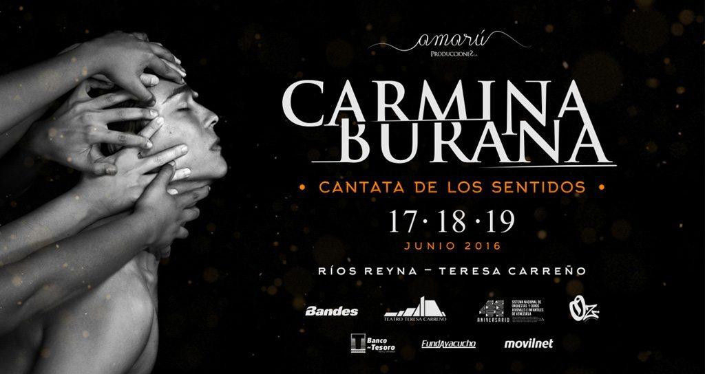 """""""Carmina Burana. Cantata de los sentidos"""" llega al Teresa Carreño"""