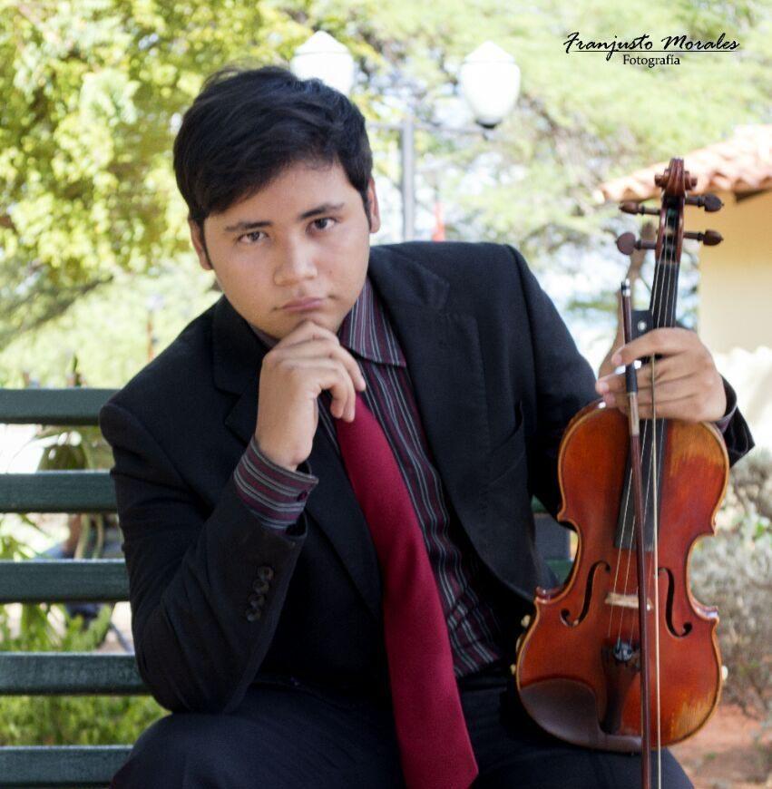 El joven Brayan Blanco interpretará el movimiento Allegro con fermezza, del Concierto en Do menor para Violín y Orquesta del compositor soviético Aram Kachaturian.