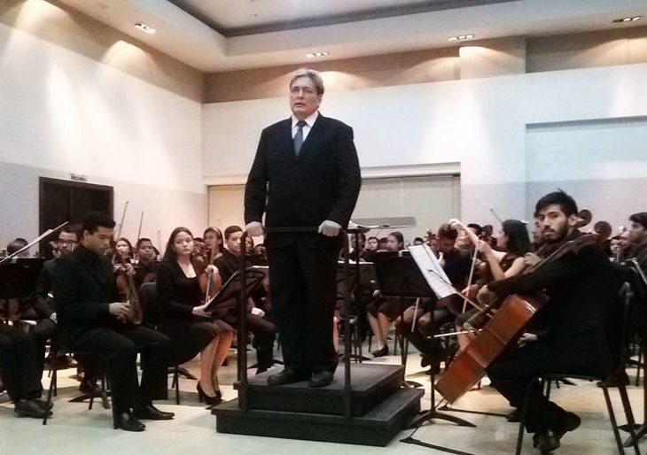 El maestro Felipe Izcaray condujo a la Sinfónica de Lara celebrando sus 40 años