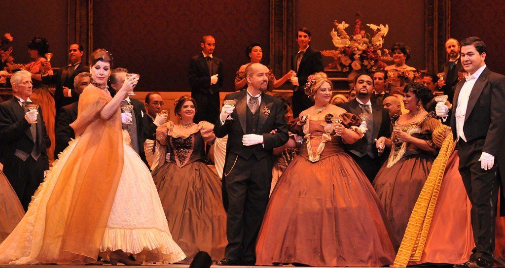 El Teatro Teresa Carreño presenta ópera La Traviata