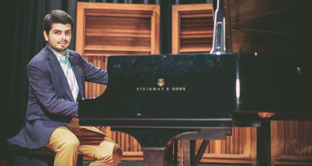 Kristhyan Benítez se presentará en México el Centro Nacional de las Artes