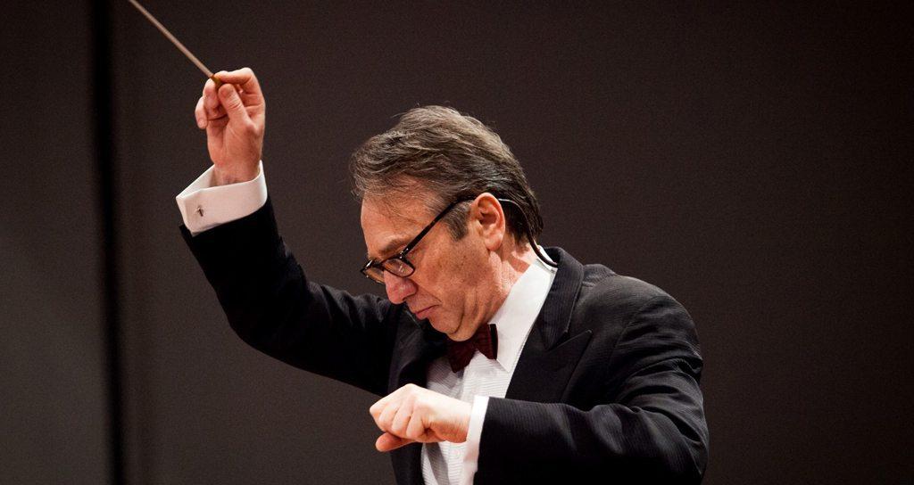 """Leonid Grin: """"Hay que convencer a los músicos de la filosofía detrás de Mahler"""""""