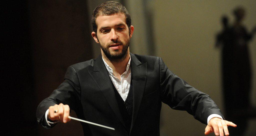 "Omer Meir Wellber: ""Creo en una sabia espontaneidad"""