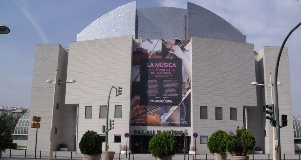 Vicent Ros, nuevo director del Palau de la Música de Valencia
