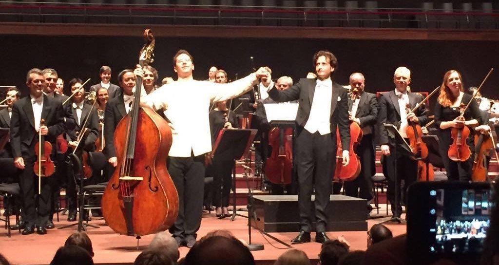 Edicson Ruiz regresa por 4ta vez al Festival de Lars Vogt en Heimbach, Alemania