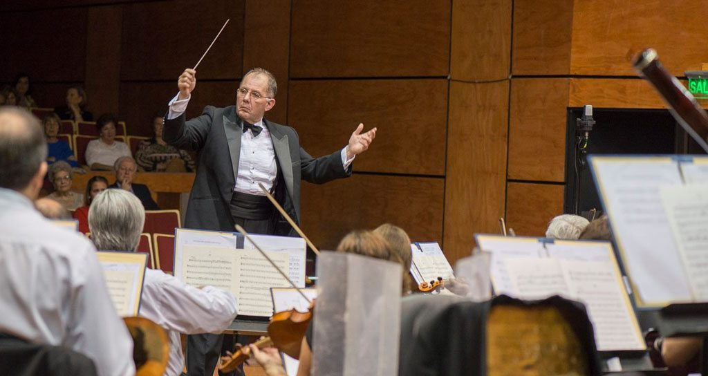 La Sinfónica de Uncuyo celebra 68 años con la batuta de Rodolfo Saglimbeni
