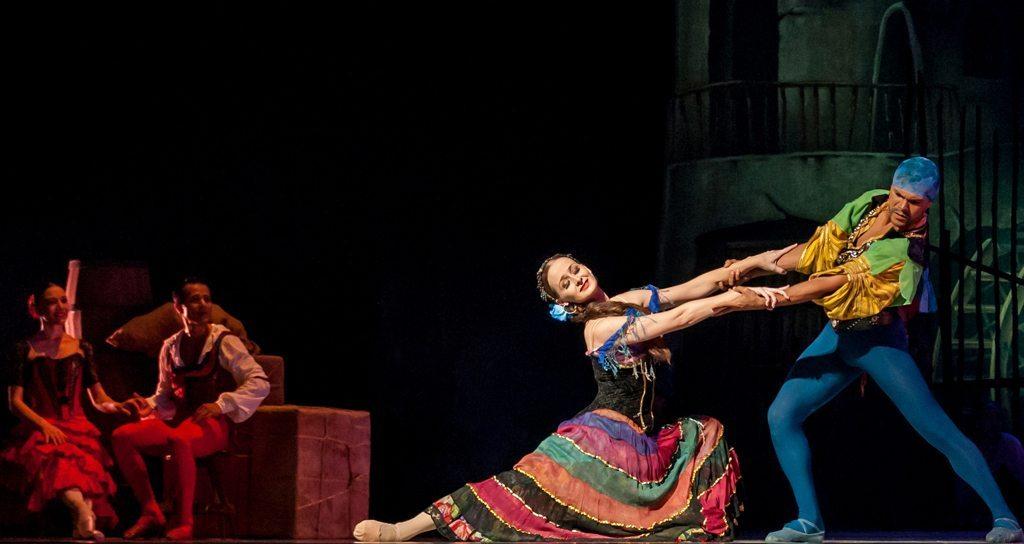 Ballet Teresa Carreño presenta Don Quijote