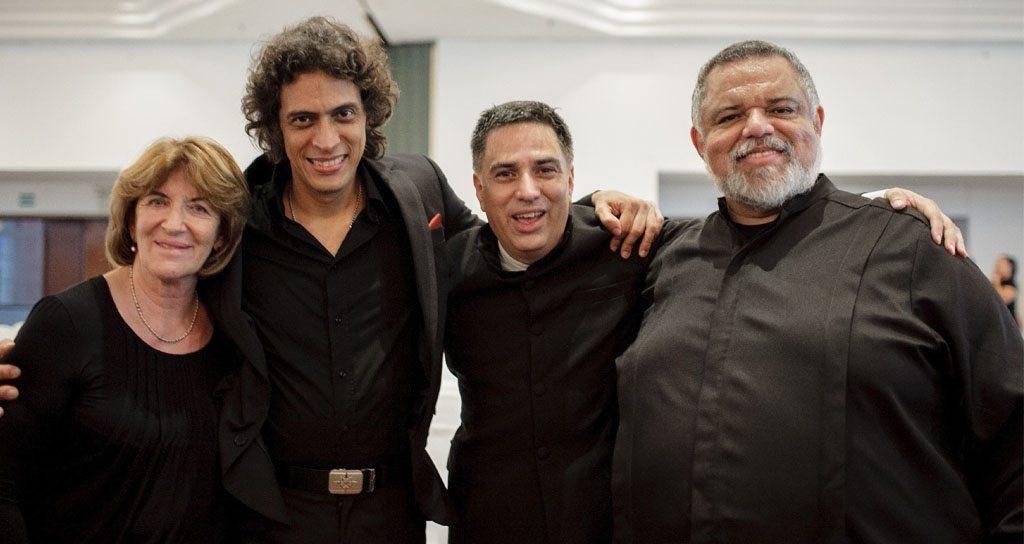 Florentino cantó con el diablo en la Casa Fuerte de Barcelona