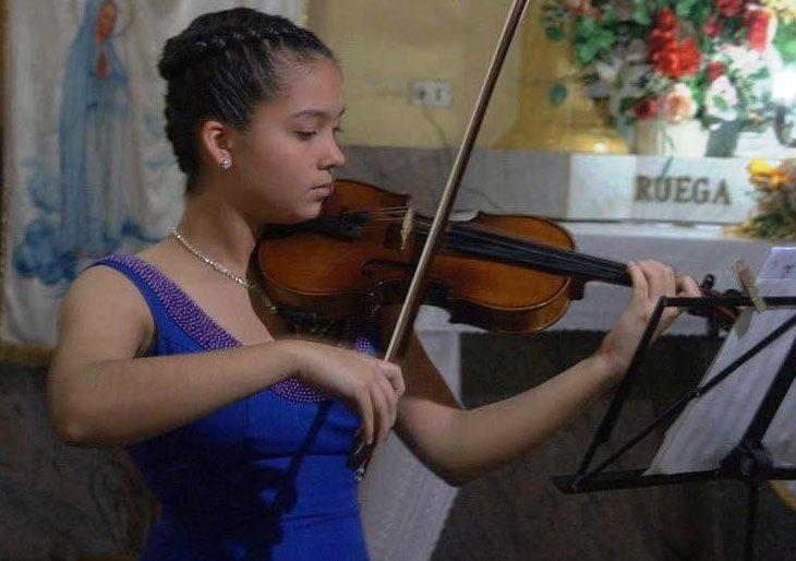El Concierto N.7 en La menor para violín y orquesta de Pierre Rode será interpretado por la violinista Jessica Souki.